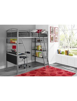 Dhp Studio Twin Loft Bed by Dhp