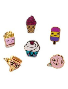 Girl's Yum! Earring Party Set by Charm It!