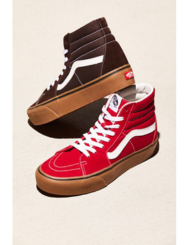 Sk8 Hi Platform 2.0 Sneakers by Free People