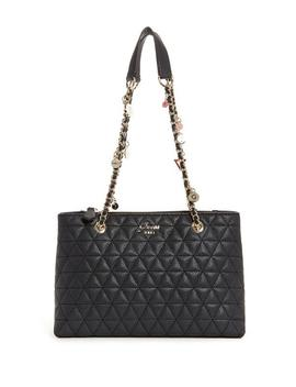 Hailey Logo Satchel by Guess