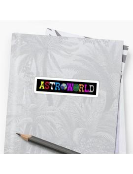 Astroworld by Hallart