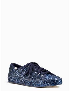 Keds X Kate Spade New York Kick Glitter Sneakers by Kate Spade