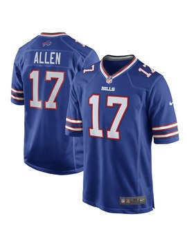 Josh Allen Buffalo Bills Nike 2018 Nfl Draft First Round Pick Game Jersey – Royal by Nike