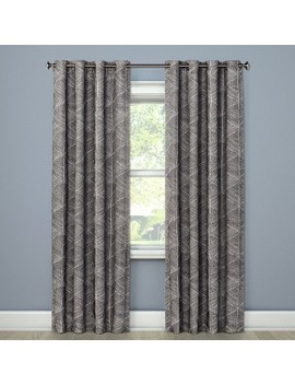 """Modern Stroke Curtain Panels 84""""X50""""   Project 62™ by Shop This Collection"""
