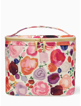 Floral Lunch Tote by Kate Spade
