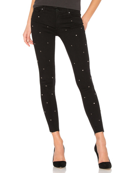 Noah Ankle Fray Skinny by Black Orchid