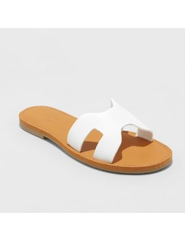 Women's Jenny Slide Sandals   Universal Thread™ by Shop All Universal Thread™