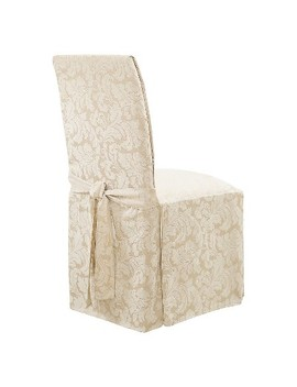Long Dining Room Chair Slipcovers   Sure Fit® by Shop This Collection