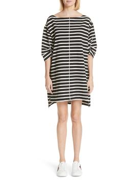 Stamped Stripe Dress by Marc Jacobs