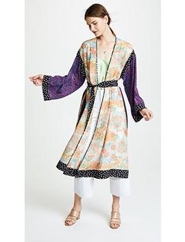 Shawna Silk Kimono by Elizabeth And James