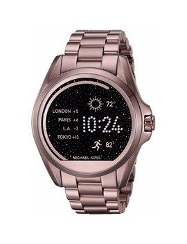 New Womens Michael Kors (Mkt5007) Bradshaw Access Sable Touchscreen Smart Watch by Michael Kors