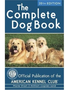 The Complete Dog Book: 20th Edition by Amazon