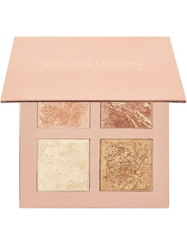 Ignite Face Quad Highlighting Palette by Makeup Revolution