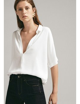Blouse by Massimo Dutti