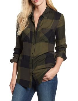 Plaid Button Down Shirt by Lucky Brand