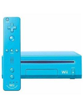 Nintendo Blue Wii (Wii) by Nintendo