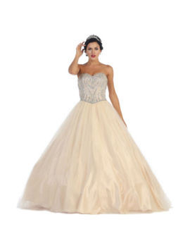 Sweetheart Formal Ball Gown   Juniors by Asstd National Brand