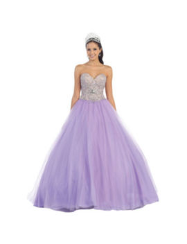 Strapless Sweetheart Ball Gown   Juniors by Asstd National Brand