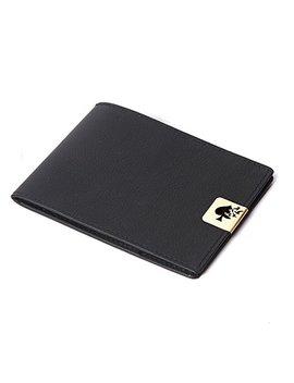 Jade Spade Black Men's Wallet by Jade Spade