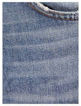 Women's Blue Julia Crop High Cigarette Jean by Reformation
