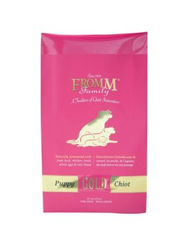 Fromm Family Foods 15 Lb Gold Puppy Food (1 Pack), One Size by Fromm