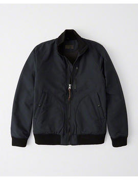 Deck Bomber Jacket by Abercrombie & Fitch