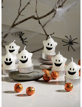 Ghost Candles Set Of 6 by Simons Maison Simons Maison Danica Simons Maison Simons Maison