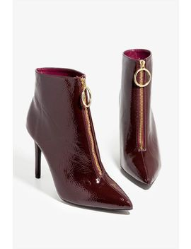 Made To Stand Out Bootie by A'gaci
