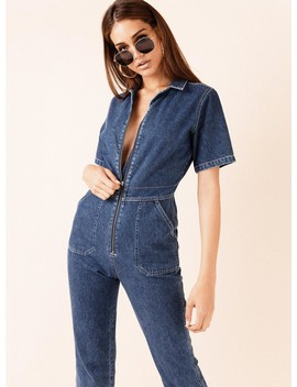 Wrangler Patti Boilersuit by Wrangler