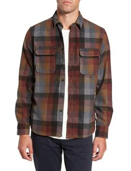 Heath Brushed Flannel Shirt by Jeremiah