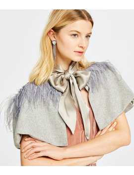 Flutterfly Shawl by Henri Bendel