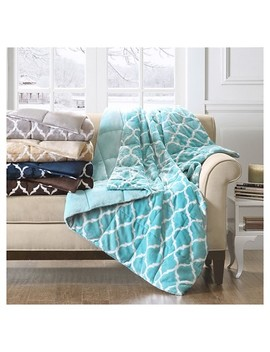 Ogee Oversized Down Alternative Throw by Target
