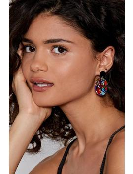 Final Statement Drop Earrings by Nasty Gal