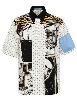 Printed Shirt by Prada