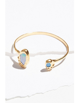 Paradox Double Opal Cuff by Free People