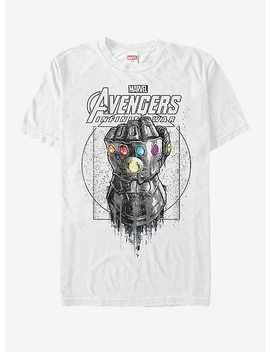 Marvel Avengers: Infinity War Gauntlet Drip T Shirt by Hot Topic