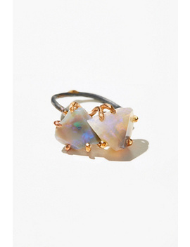 Australian Opal Stacked Ring by Free People