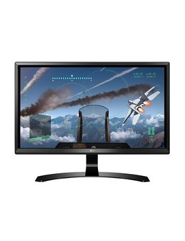 Lg 24 Ud58 B 24 Inch 4 K Uhd Ips Monitor With Free Sync by Lg