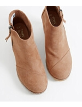 Toms Avery Wedge Shoe by Buckle