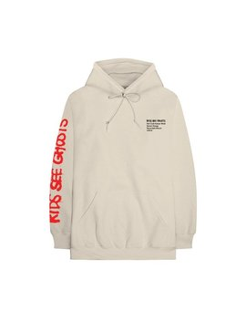 Kids See Ghosts V1 Hoodie by Mijo Fight Shop