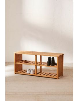Belle Shoe Bench by Urban Outfitters