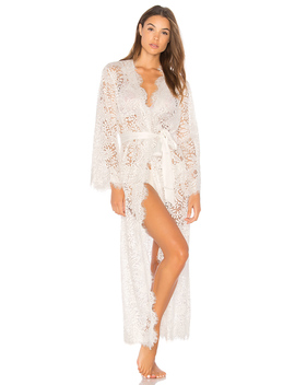 Stella Lace Robe by Homebodii