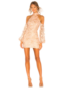 X Revolve Sole Mini Dress by Michael Costello
