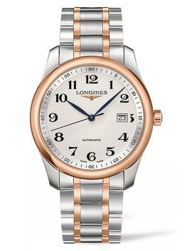 Master Automatic Bracelet Watch, 40mm by Longines