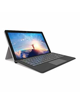 "Xidu Phil Pad 13.3"" 2 In 1 Tablet Laptop 2 K Touchscreen (2560 X1440) Apollo Lake N3450 Processor 6 Gb Ram 64 Gb Rom Windows 10 Wifi Bluetooth Type C (Extra Screen Protector & Detachable Keyboard Included) by Xidu"