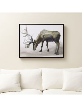 Woodland Friend Print by Crate&Barrel