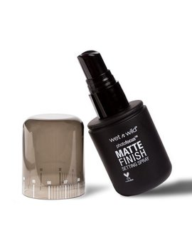 Wet N Wild Photo Focus Matte Finish Setting Spray, Matte Appeal by Wet N Wild