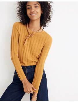 Clarkwell Pullover Sweater by Madewell