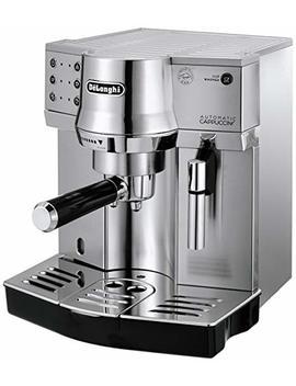 De'longhi Stainless Steel Premium Pump Ec860.M Espresso Machine (1 Litre, 145 Watt, 15 Bar) by Amazon