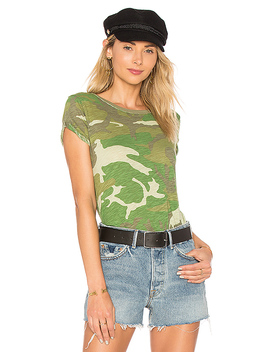 Camo Clare Tee by Free People